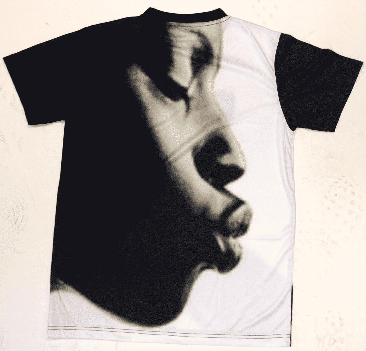 sublimation custom t-shirts made